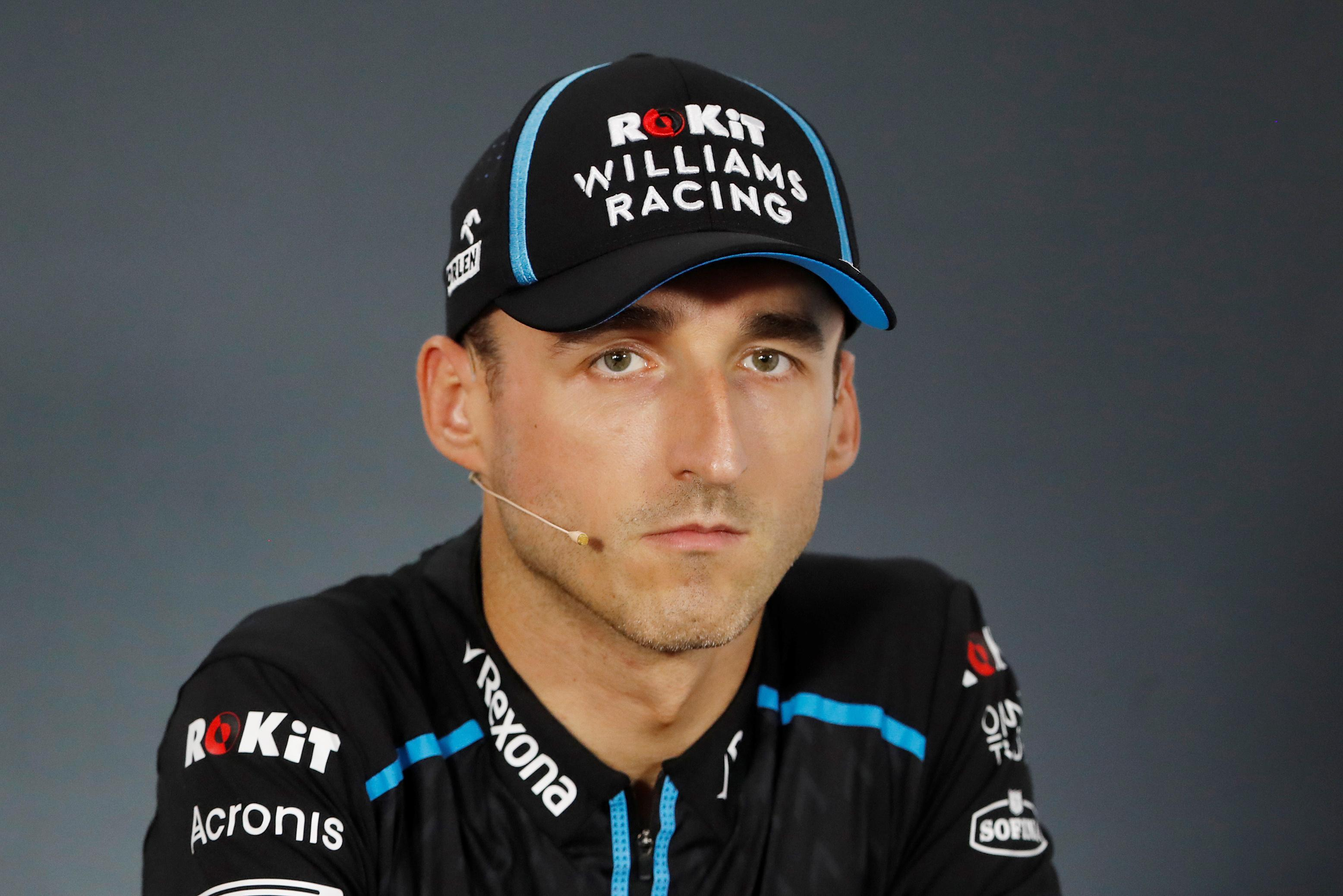 Kubica to announce departure from Williams - Polish media