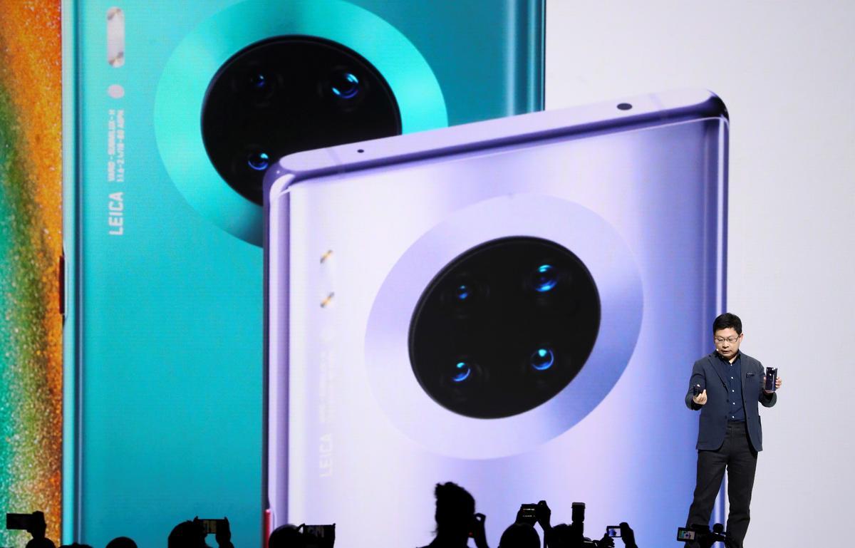 Huawei wil Apple met die bekendstelling van die slimfoon van Mate 30 op die verhoog