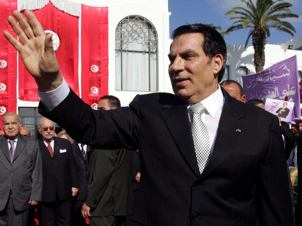 Ben Ali se ontslape president, Ben Ali, sterf in ballingskap in Saoedi: advokaat