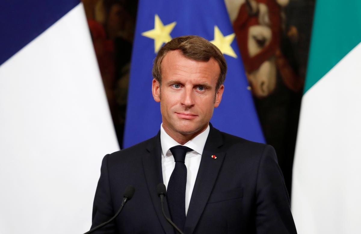 Macron ontmoet Trump oor Iran se krisis tydens die VN se algemene vergadering: Elysee