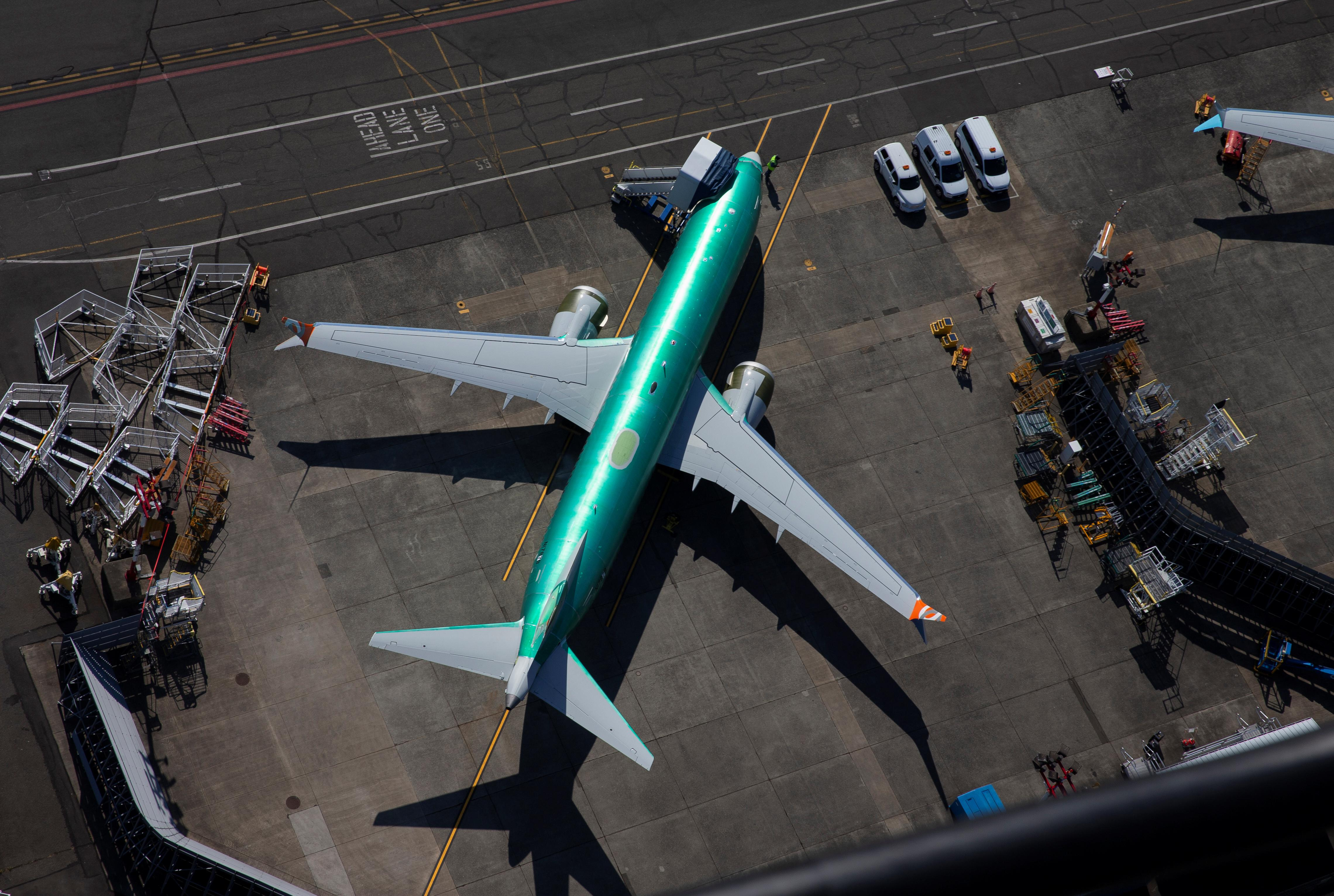 Aviation watchdog may ask Boeing to set up 737 MAX simulators in India