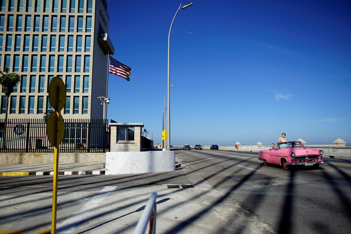 Neurotoksien het moontlik diplomate se siekte in Kuba veroorsaak: studie