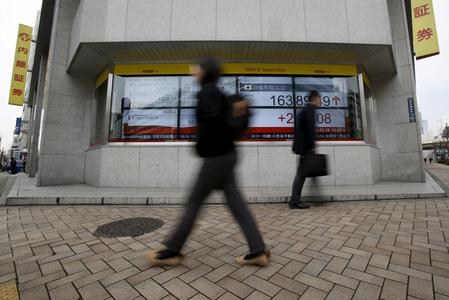GLOBAL MARKETS-Economy hopes support shares, oil edges up on Mideast tensions
