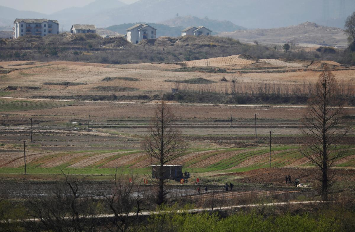 Noord-Korea ondervind die laagste oes in vyf jaar, wydverspreide voedseltekorte: VN