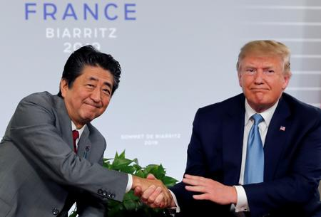 Explainer: Abe, Trump head for trade deal; auto tariffs a sticking point
