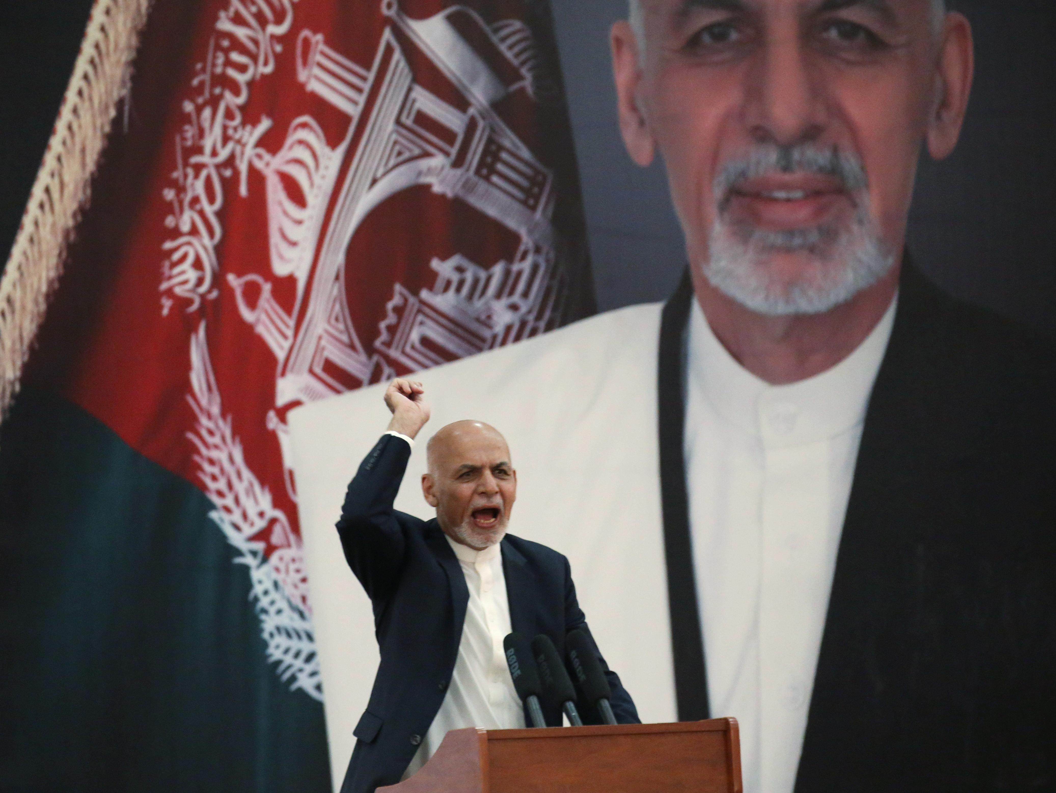 Afghan President Ghani promises to introduce measures to prevent...