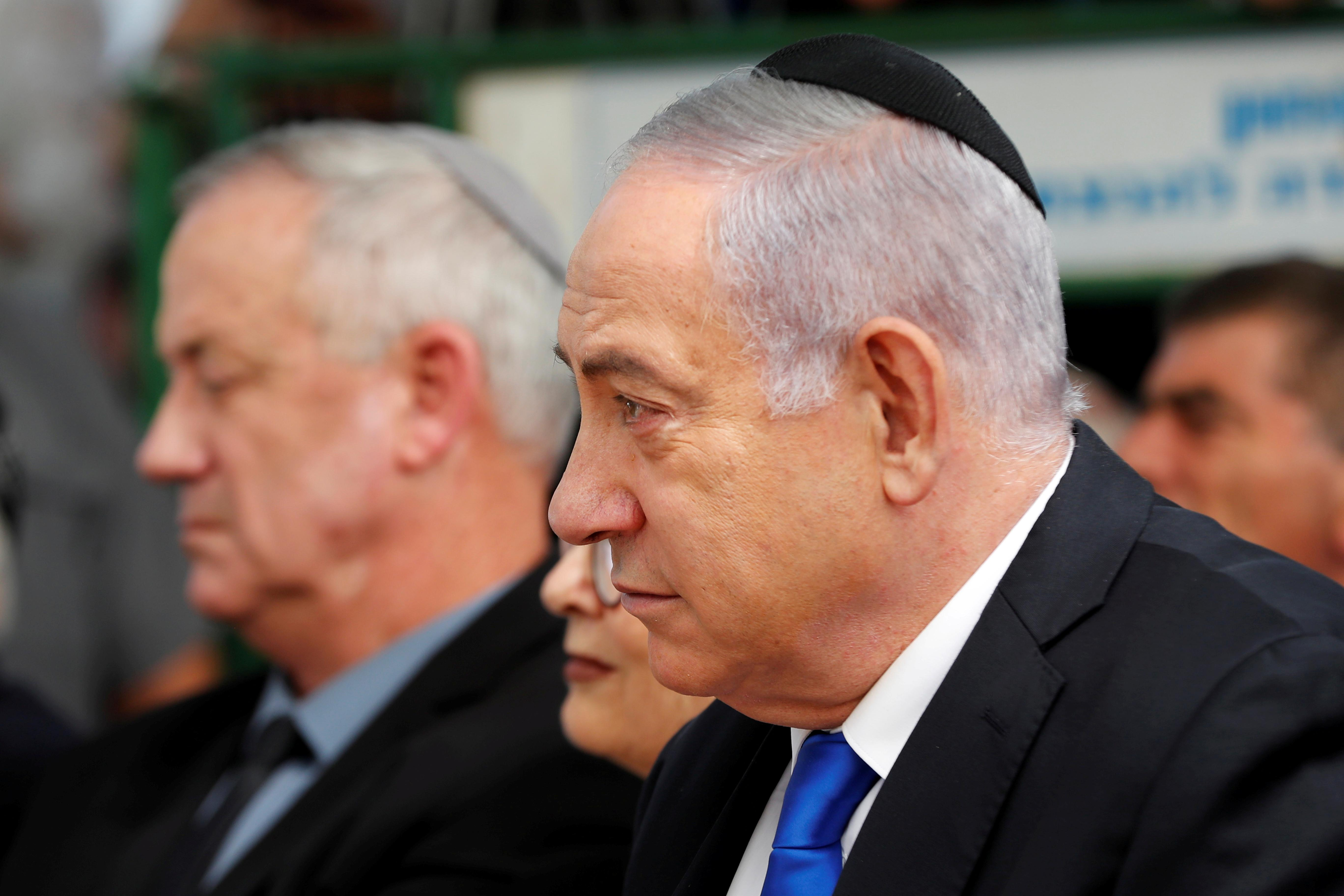 Israel's Netanyahu clings to power as coalition talks loom
