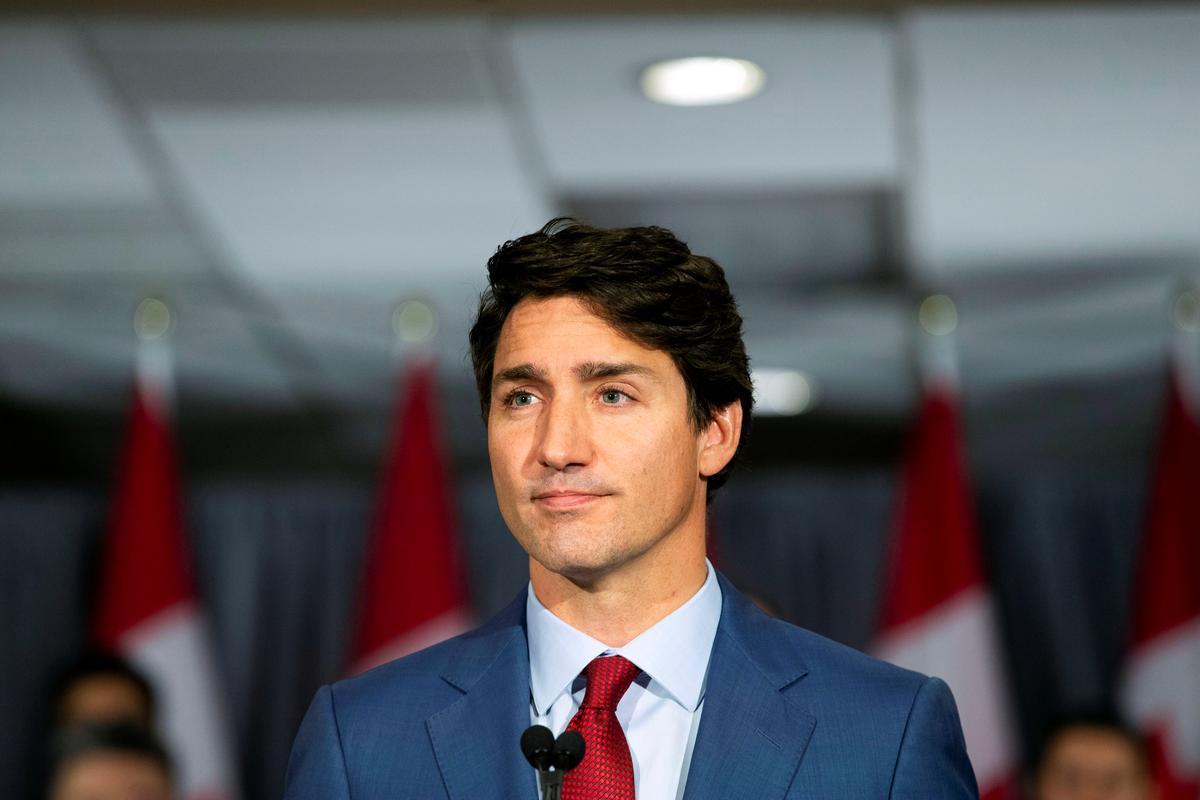 Die gehawende Trudeau kry 'n kort uitstel te midde van Kanada se swart skandaal