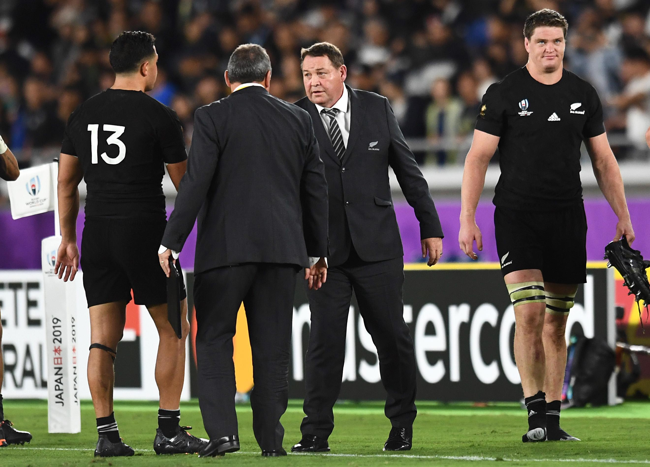 Not perfect but New Zealand pleased with discipline
