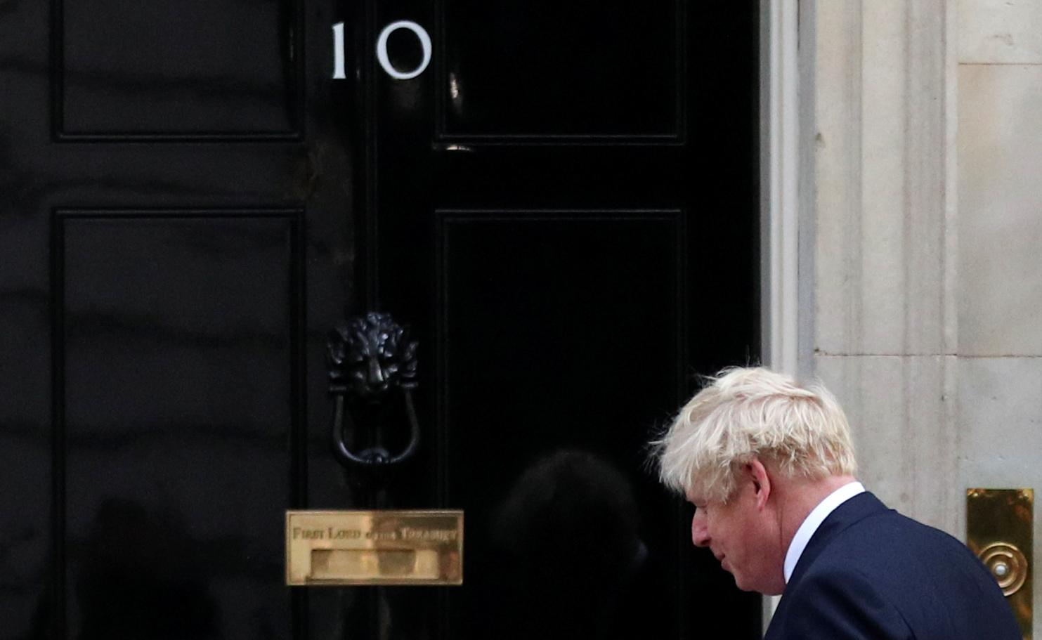 UK court will not rule on Monday morning on PM Johnson's suspension...