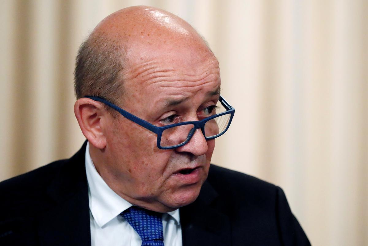 Frankryk sê die belangrikste prioriteit is om die spanning tussen die VSA en Iran te laat ontneem