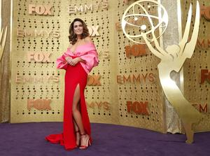 Emmy red carpet style