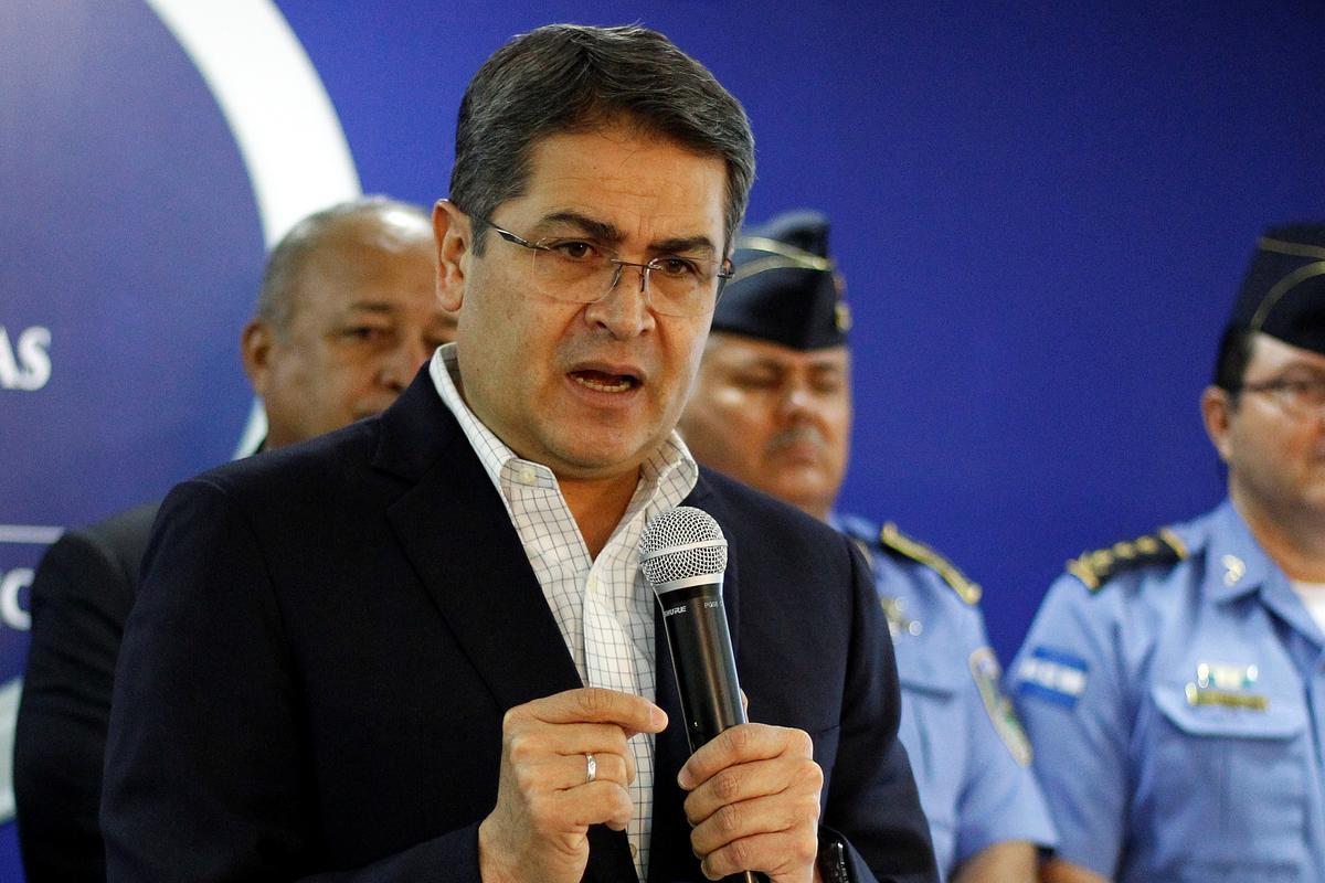 Honduras, Kuba om 'n ooreenkoms te onderteken vir die deportering van enkele Kubaanse migrante: Hondurese president