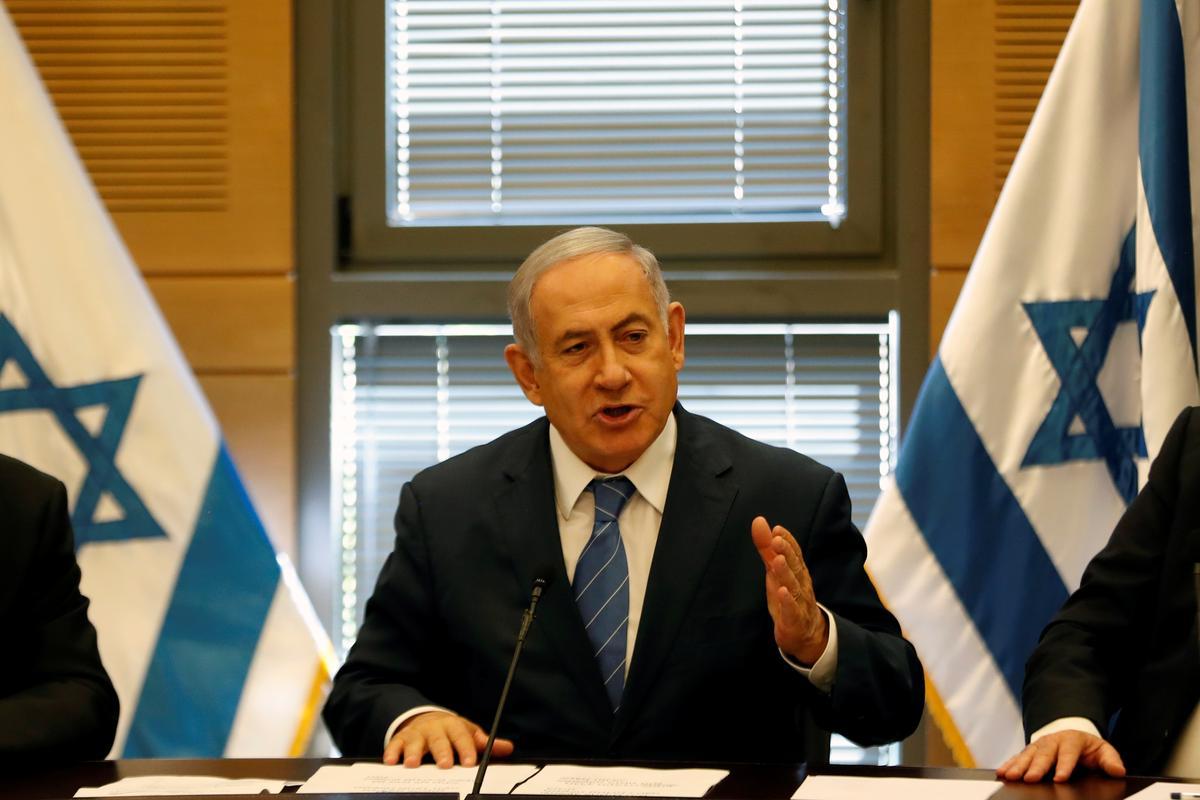 Verduideliker: 'Net Bibi' nie meer nie - Israel se Netanyahu wil magsverdeling hanteer