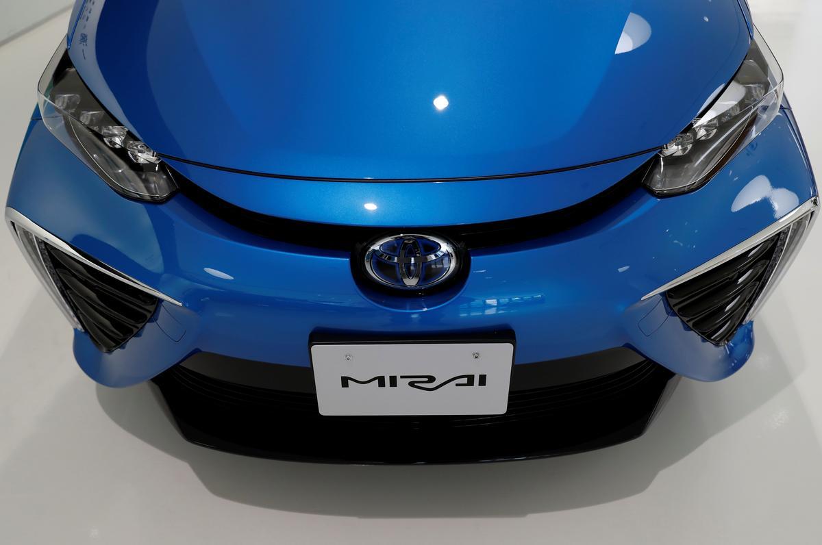 Toyota berei die volgende Mirai-brandstofselmotor voor vir die bekendstelling van 2020: voorsitter