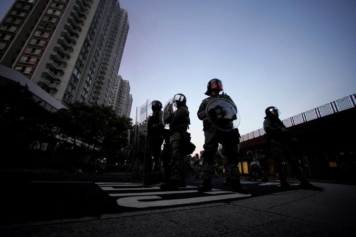 Wat is die volgende vir Hong Kong se protesbeweging?