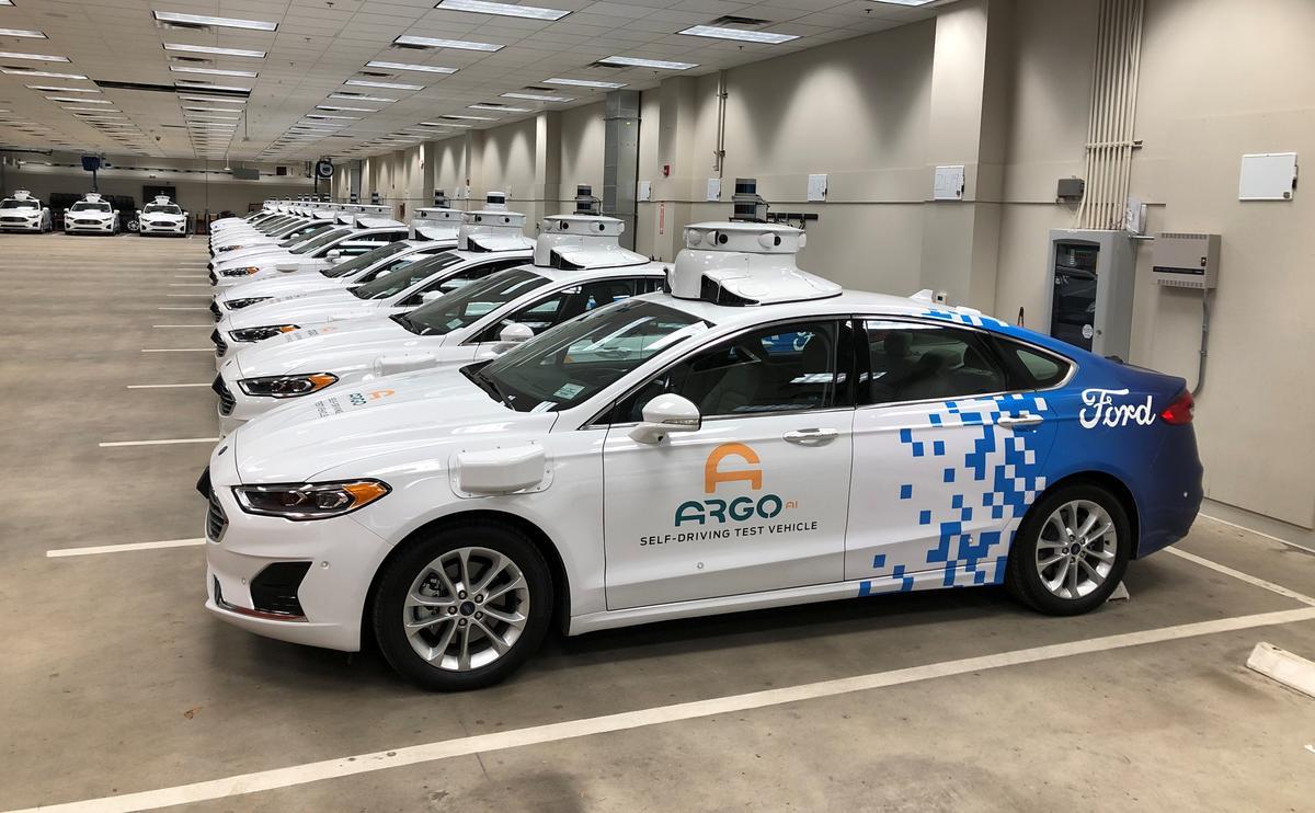 Ford selfbesturende motors sal in 2021 in Austin gelanseer word