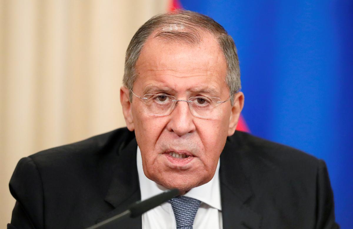 Rusland se Lavrov beywer hom vir die hervatting van regstreekse vlugte na Georgië: Kommersant
