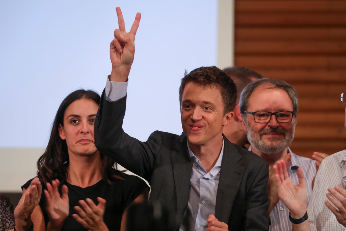 Nuwe party aan die linkerkant dra by tot die Spaanse verkiesingsonsekerheid