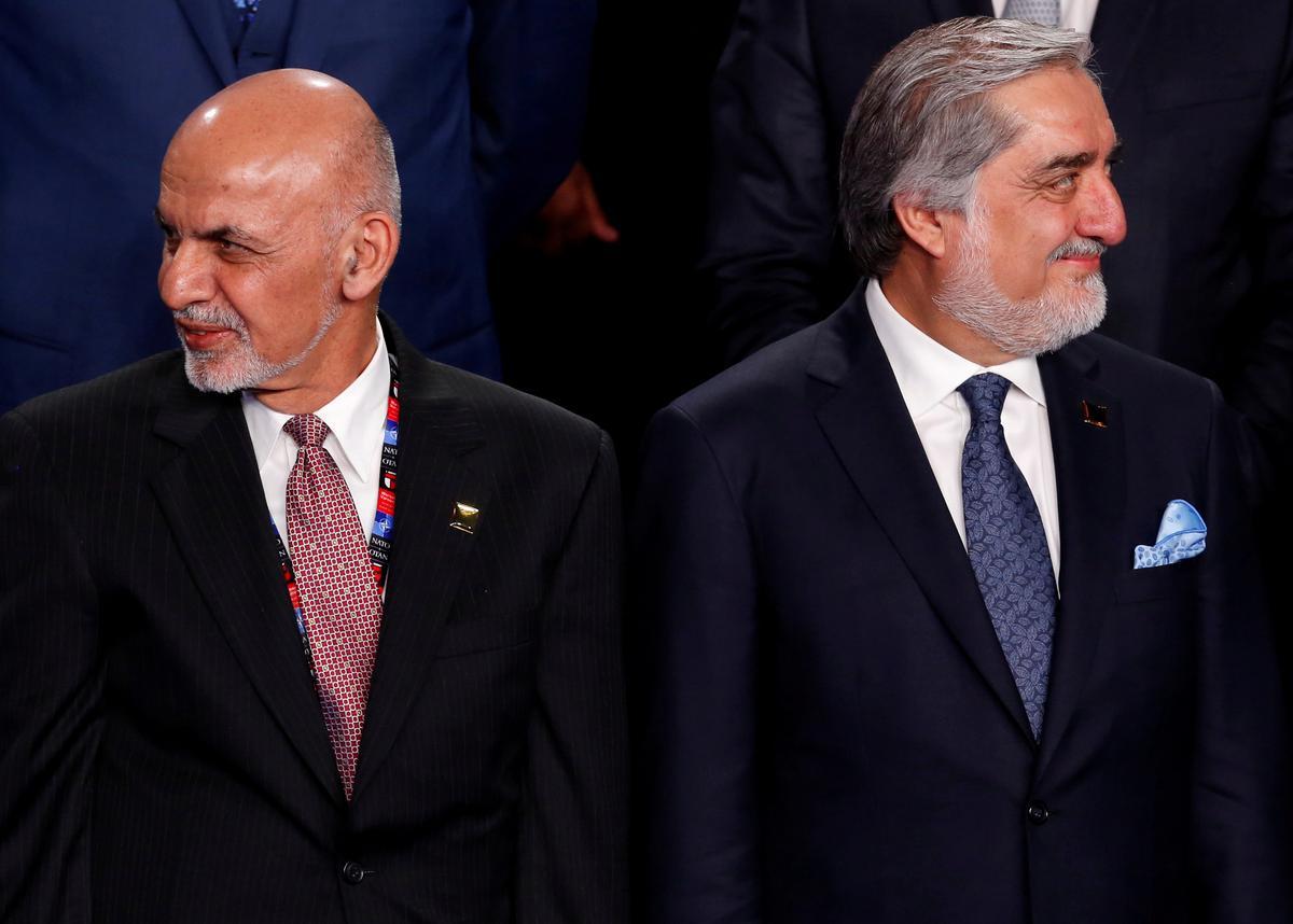 Factbox: Ou teenstanders vier weer as 'n onseker Afghanistan stem