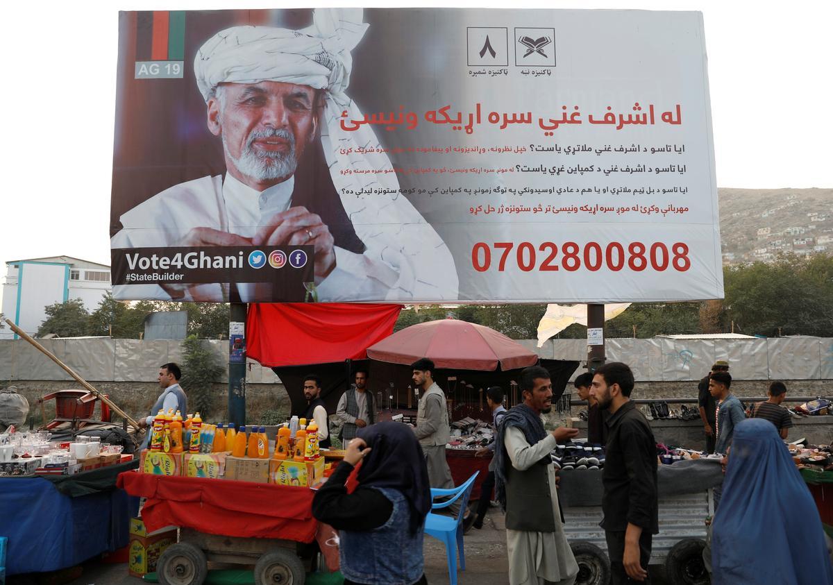 Verduideliker: Hoe Afghanistan 'n president en moontlike vredesmaker sal verkies