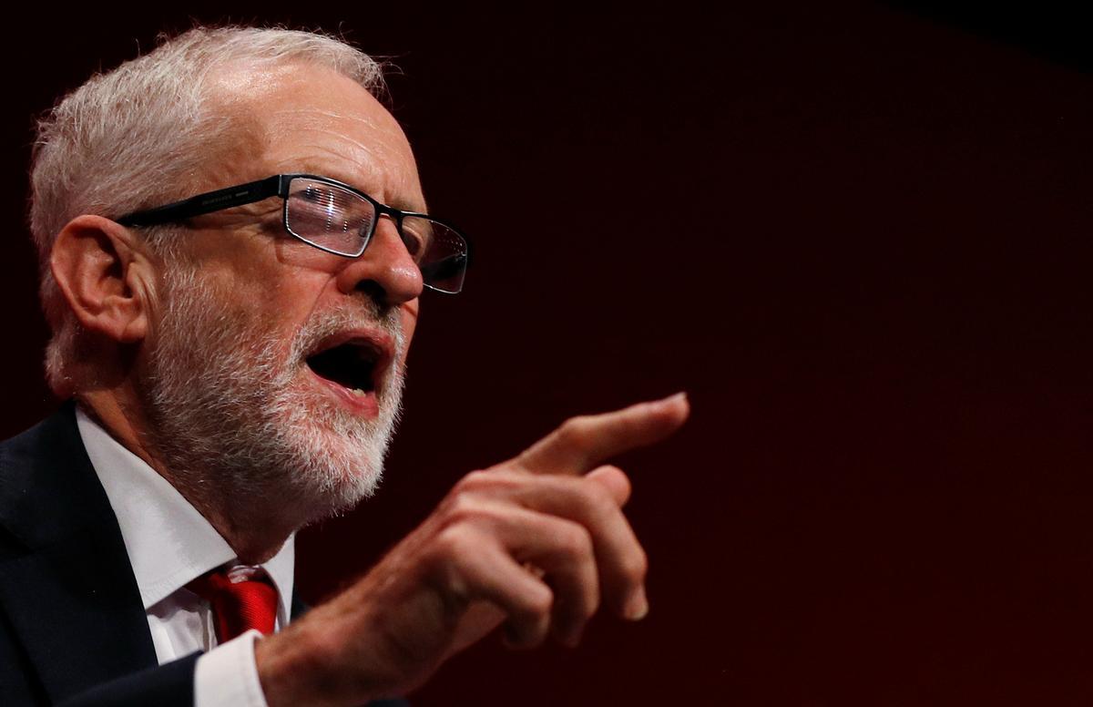 Die Britse Corbyn sal opposisieleiers ontmoet om die Brexit-taktiek te bespreek
