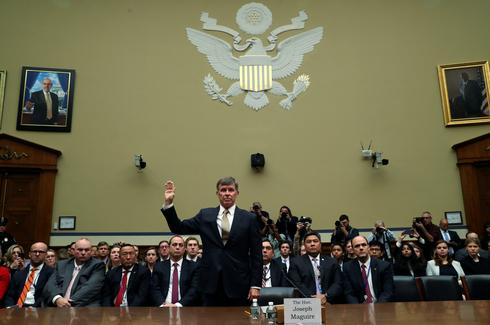 Intelligence chief testifies about whistleblower report