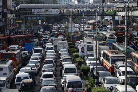 Motorbike ride-sharing a panacea for Dhaka traffic chaos