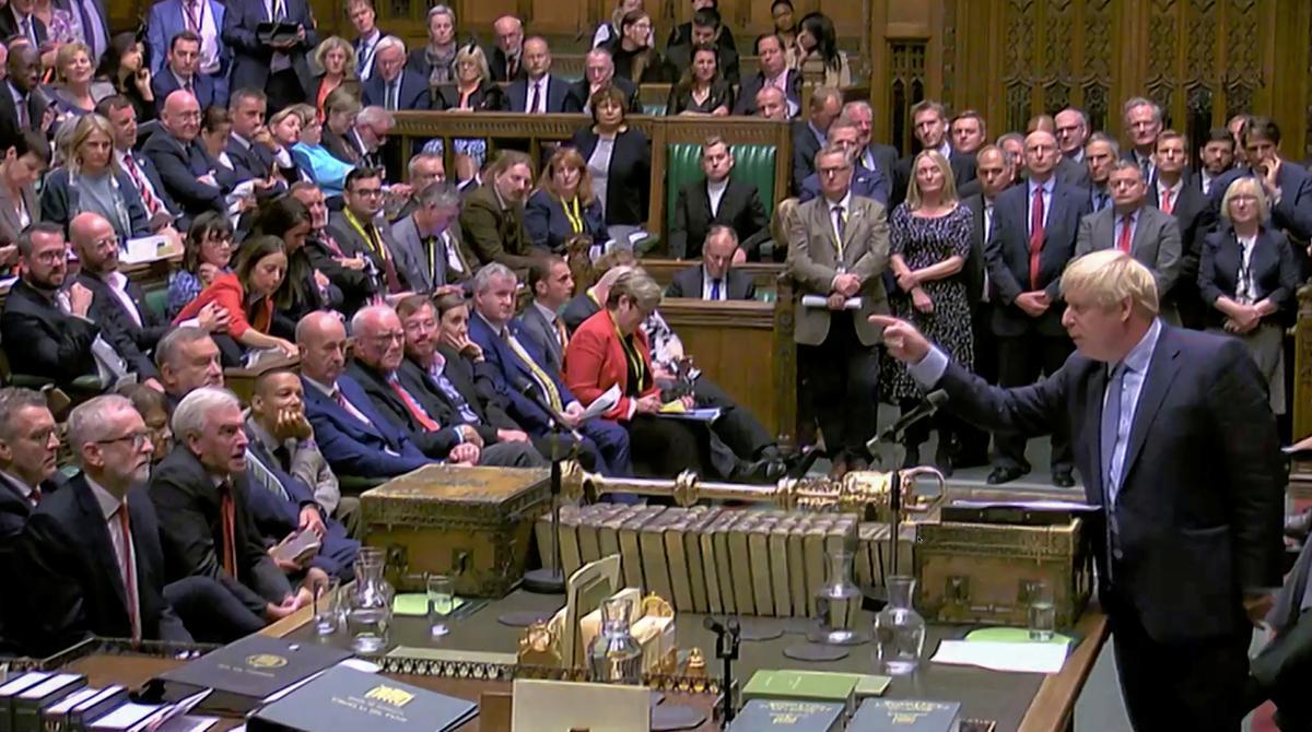Brexit-debatstaal 'onaanvaarbaar', sê die biskoppe van Church of England