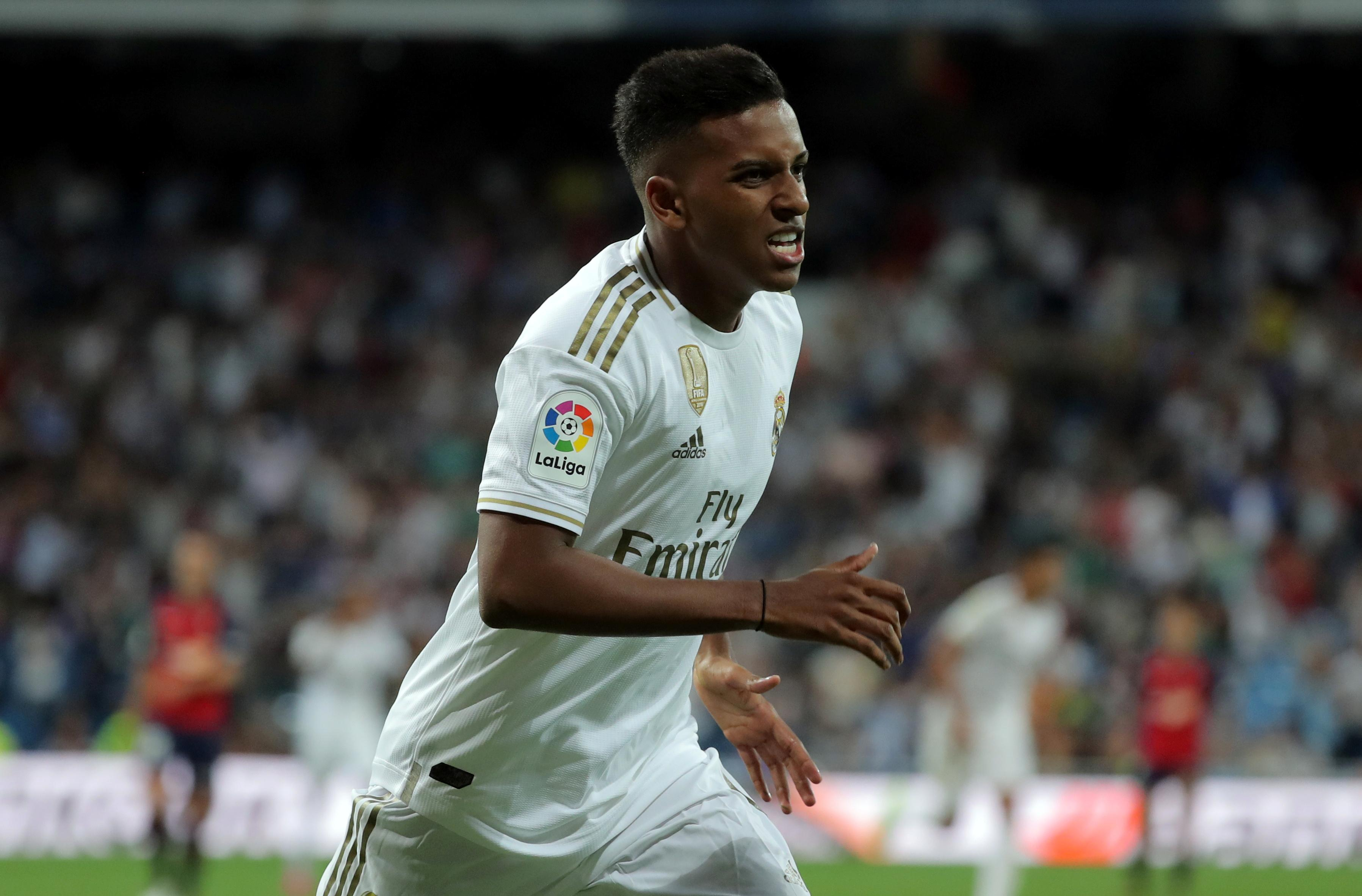 Rodrygo left out of Madrid derby despite superb debut