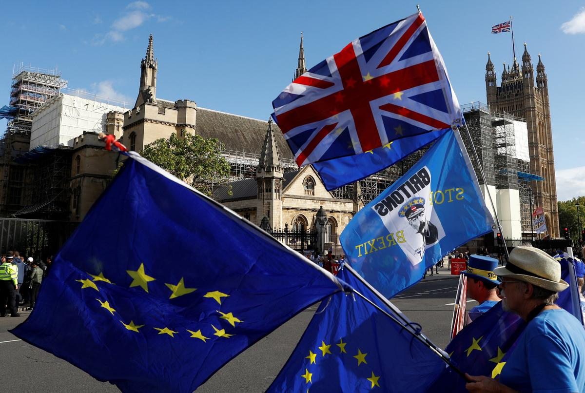 Die oomblik van waarheid kom vir Brexit met die einde van die tyd, sê die EU en Brittanje