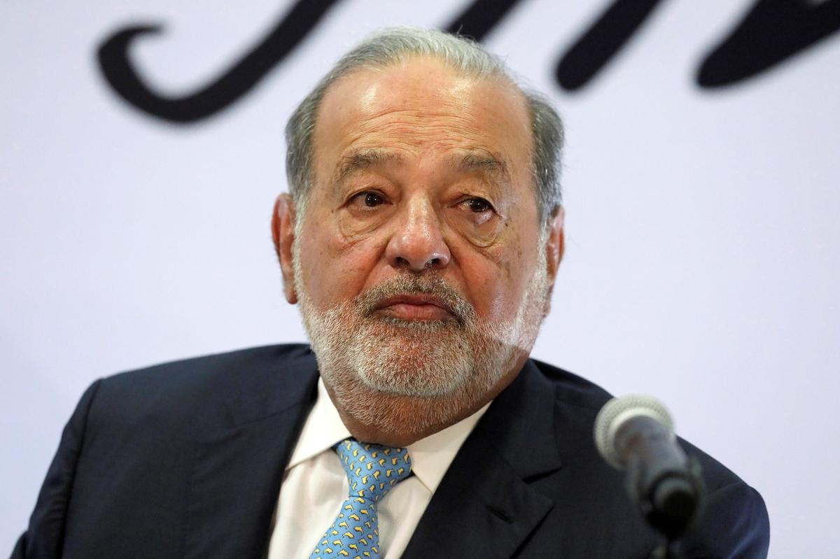 Billionaire Slim se telekopie op die gesogte TV-lisensie in Mexico