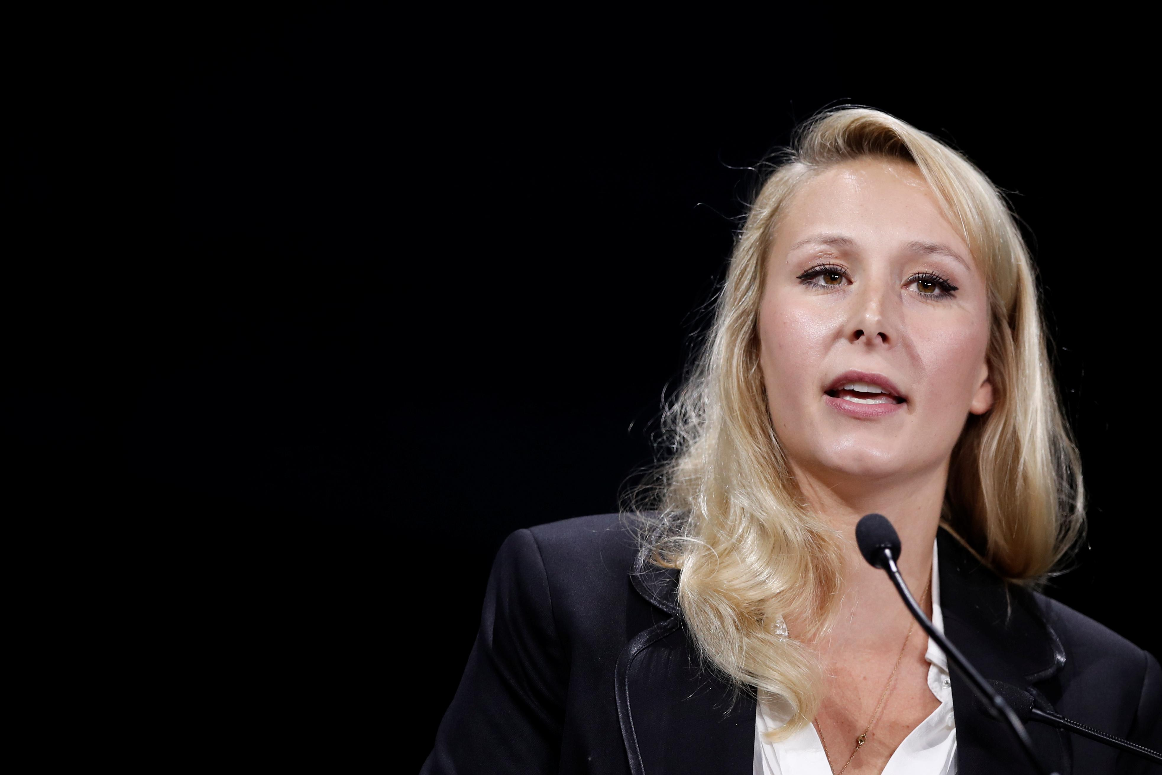 France's far-right Marion Marechal convinced of rising to power one...