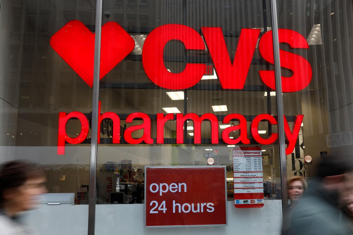 CVS suspends sales of Zantac brand and generic heartburn drug during safety review