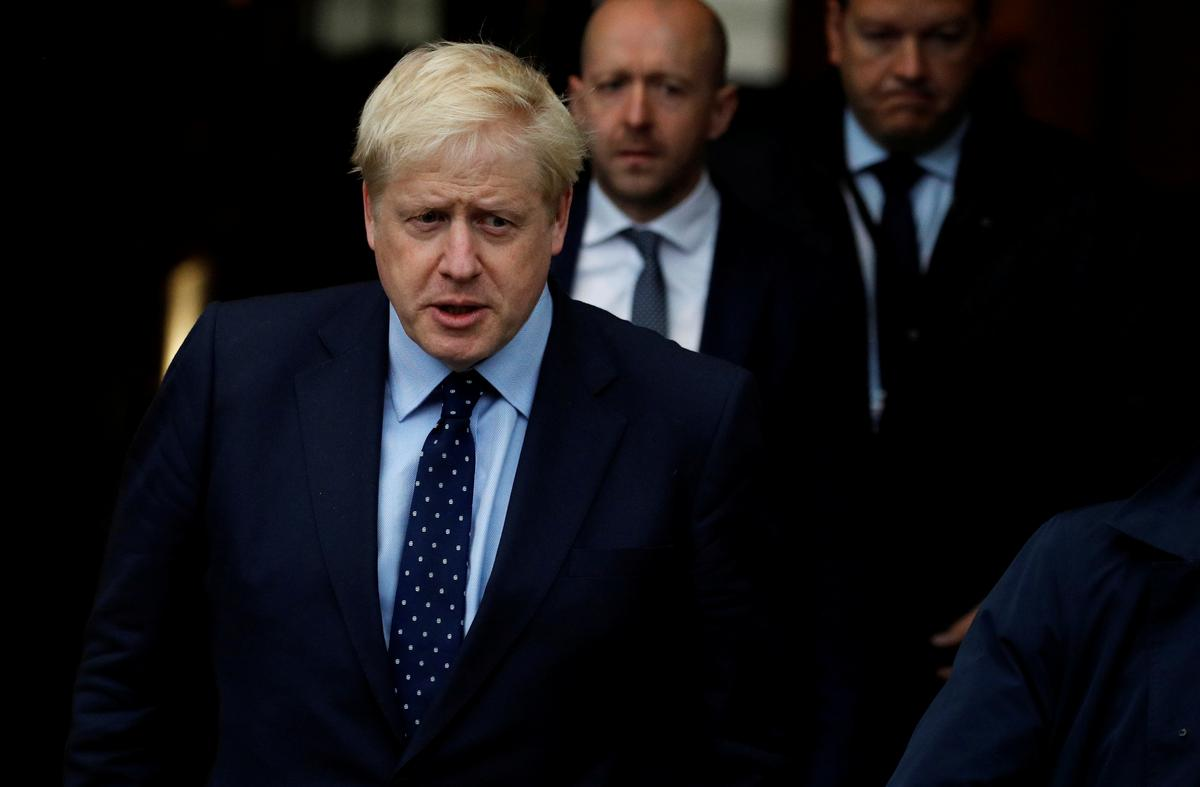 PM Johnson says he will not resign to avoid asking for Brexit delay