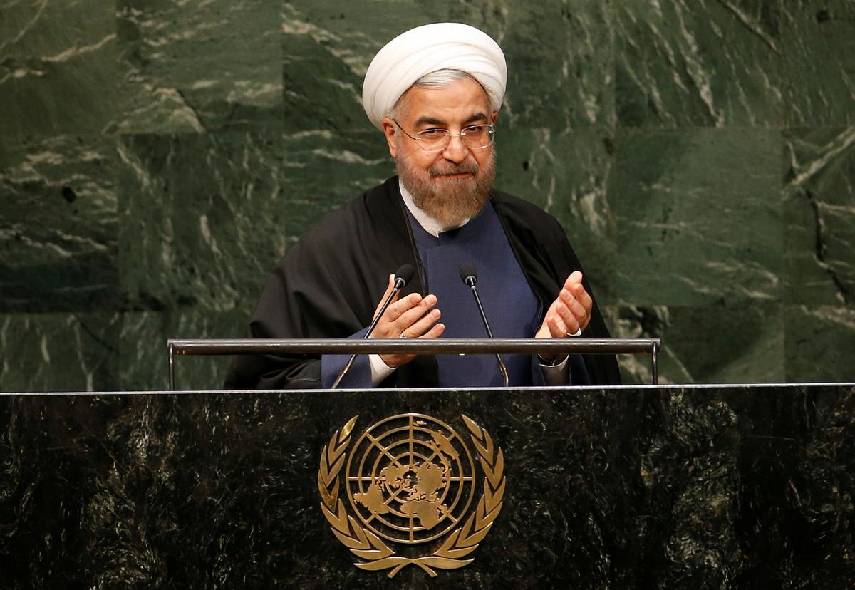 Saoedi-Arabië het boodskappe gestuur aan die president van Iran: die regering van Iran