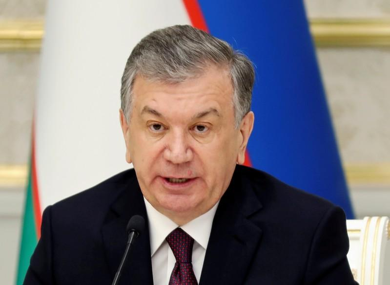 All work, no play: Uzbek officials can't keep up with...