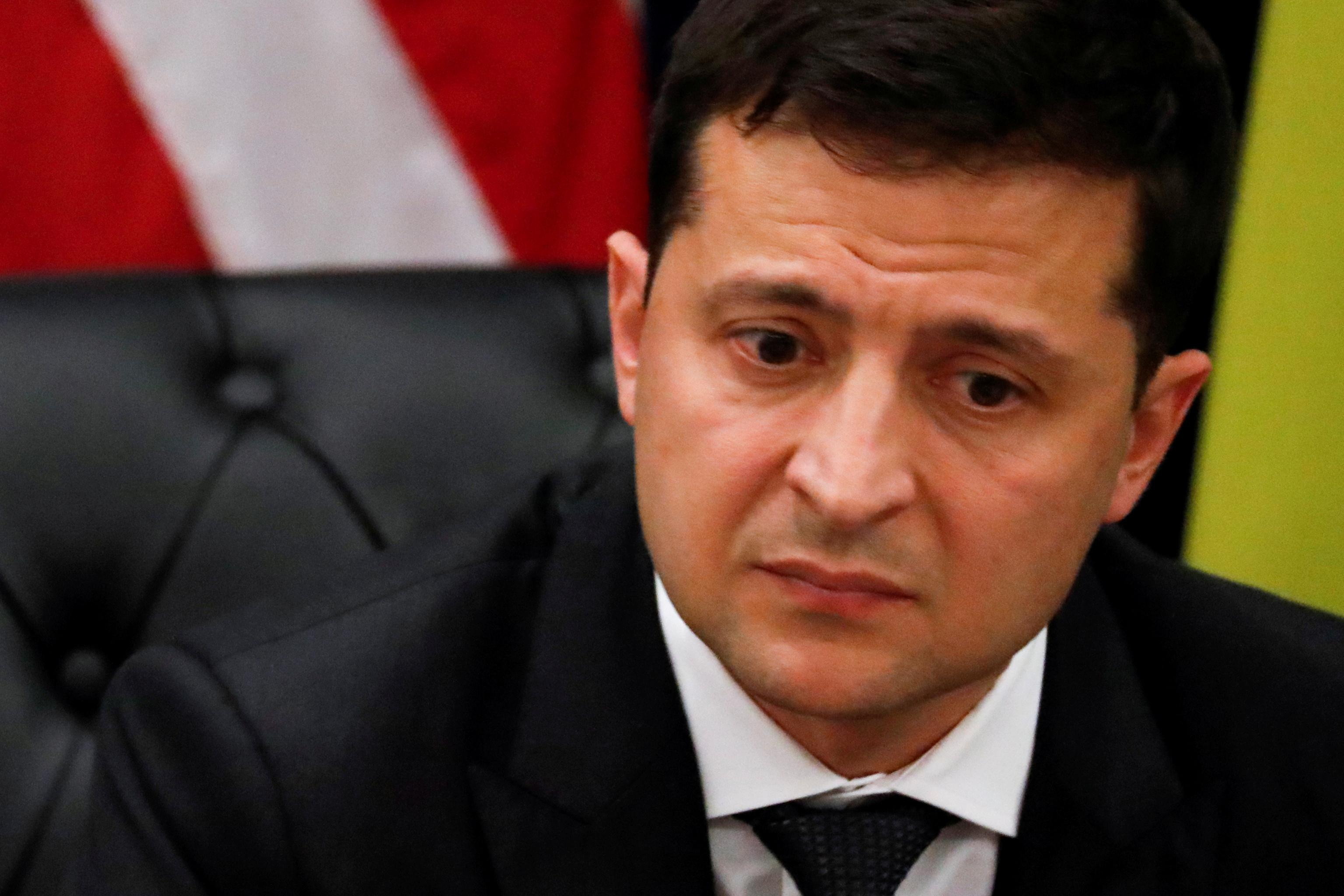 Ukraine's president says Kiev unlikely to publish Trump call...