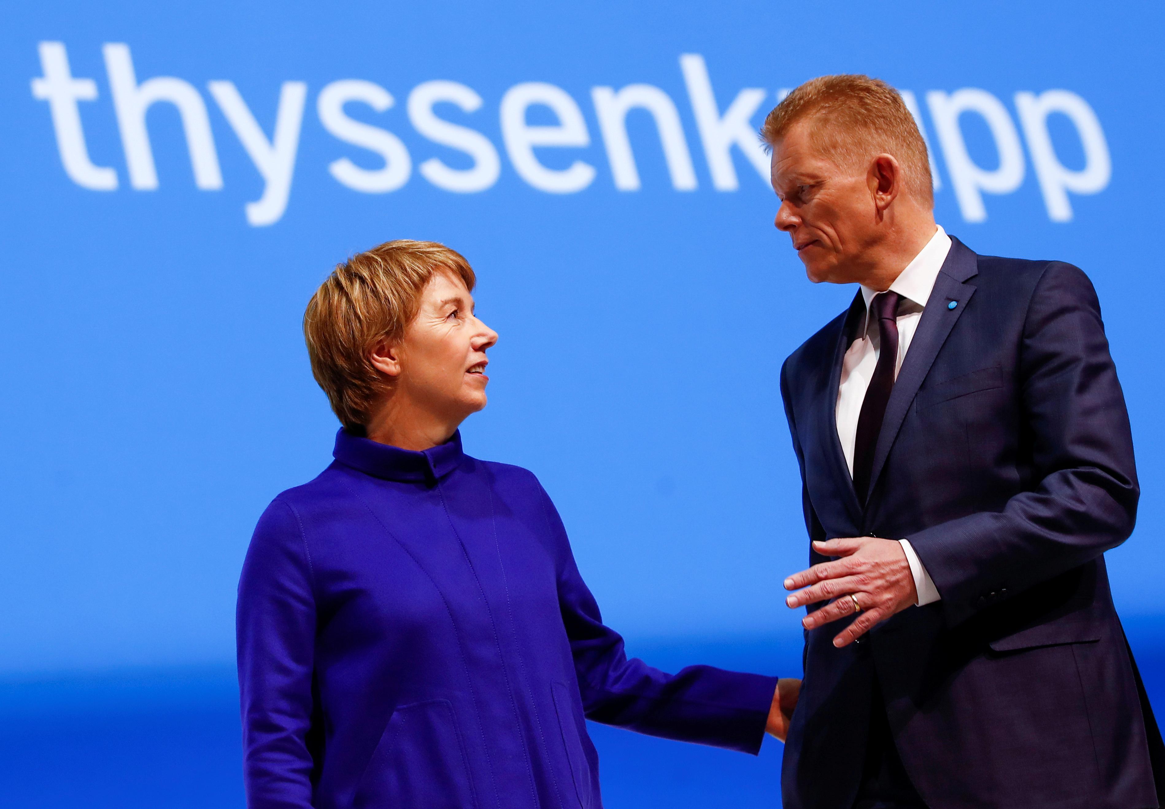 Thyssenkrupp News Today