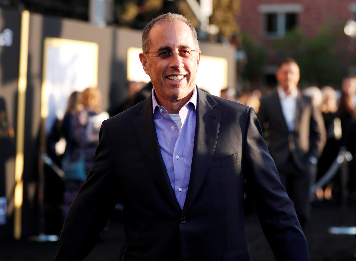 Jerry Seinfeld defeats lawsuit claiming he stole 'Comedians in Cars'