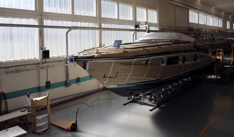 Italian yacht maker Ferretti says IPO period to run from October 1-10