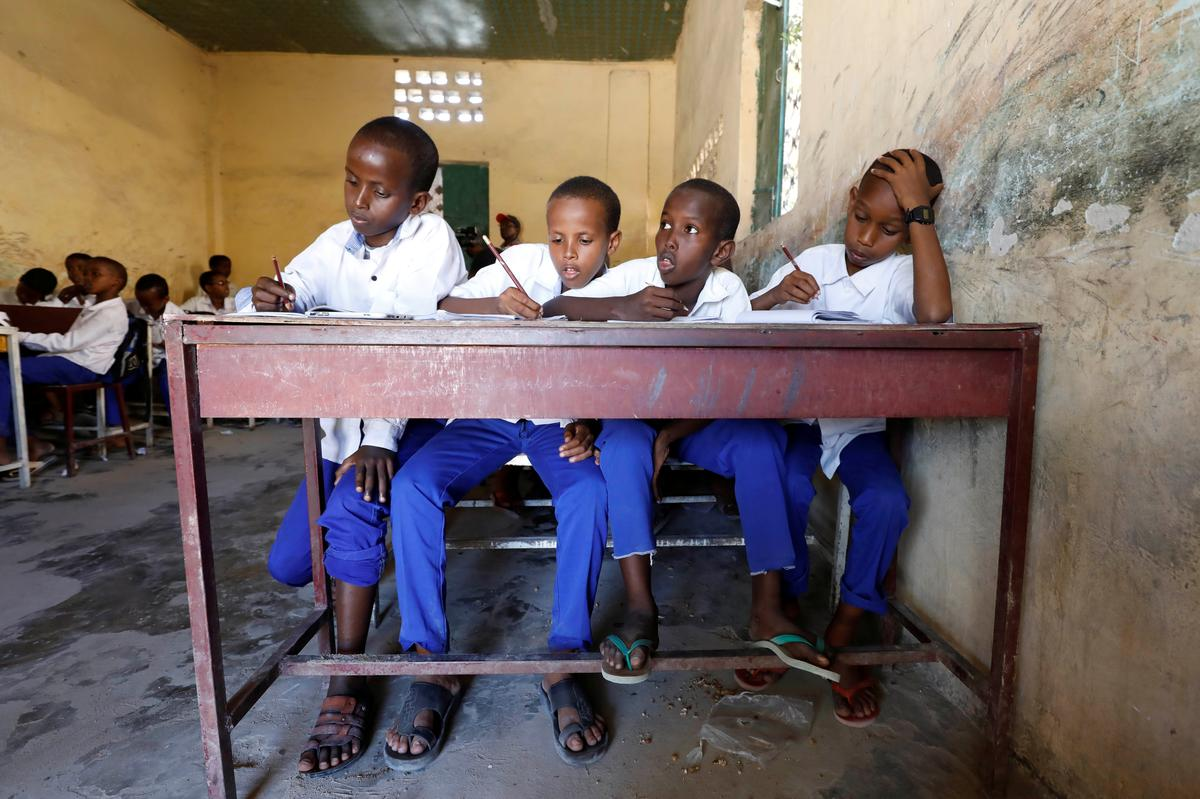 Somalia fights to standardize schools with first new curriculum since civil war began