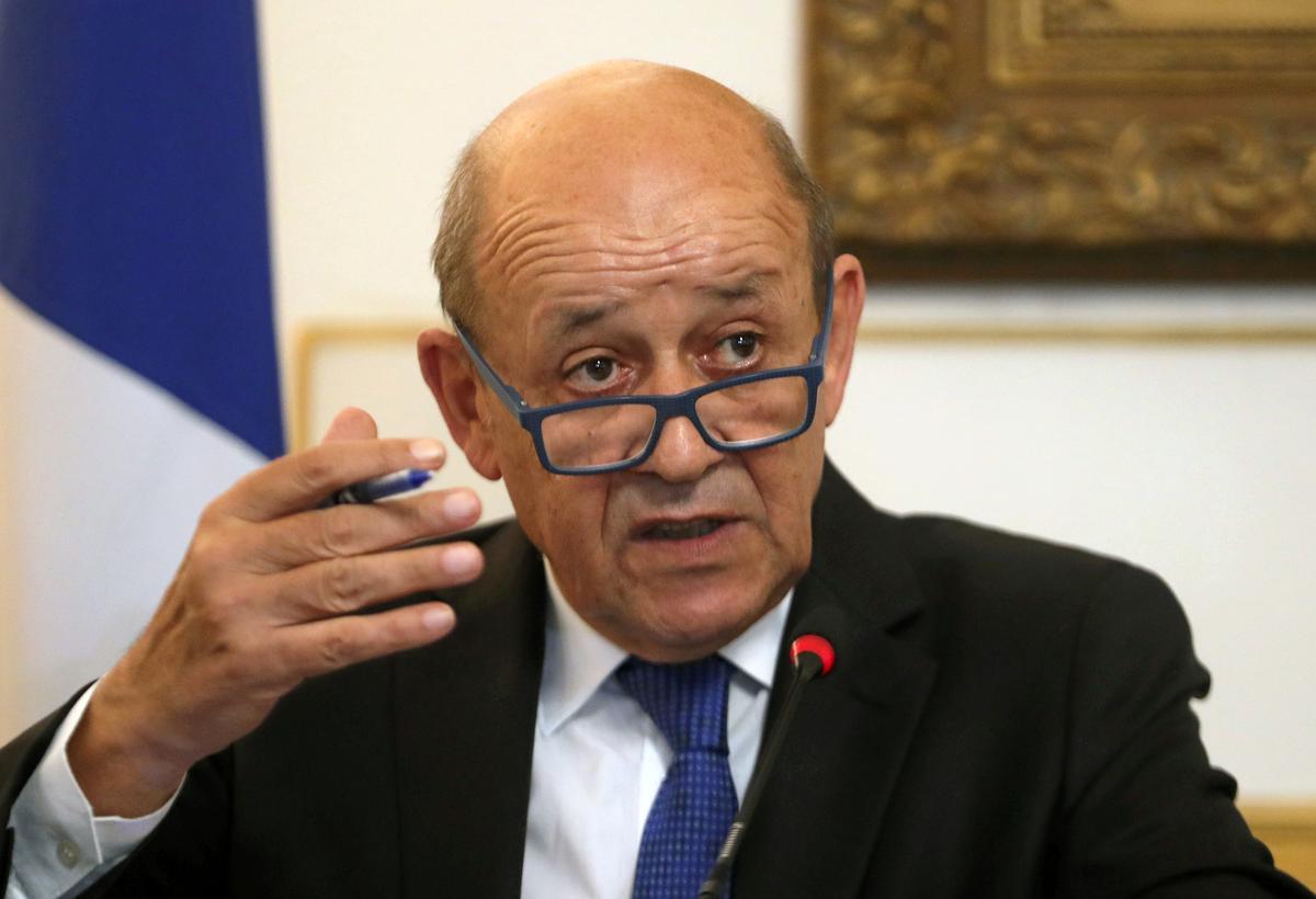 Brexit sonder enige transaksie word gesien as die mees aannemlike scenario: die Franse Minister