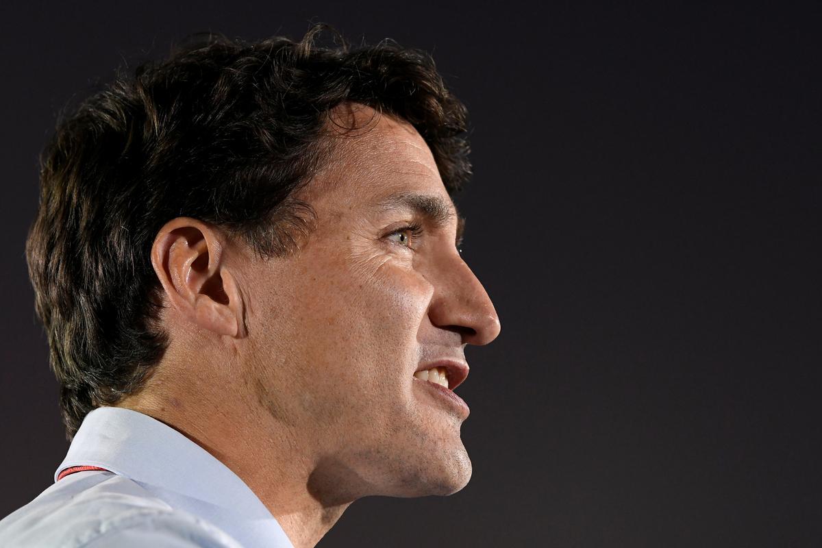 Jong Kanadese se liefdesverhouding met Trudeau op wankelrige grond as verkiesing nader