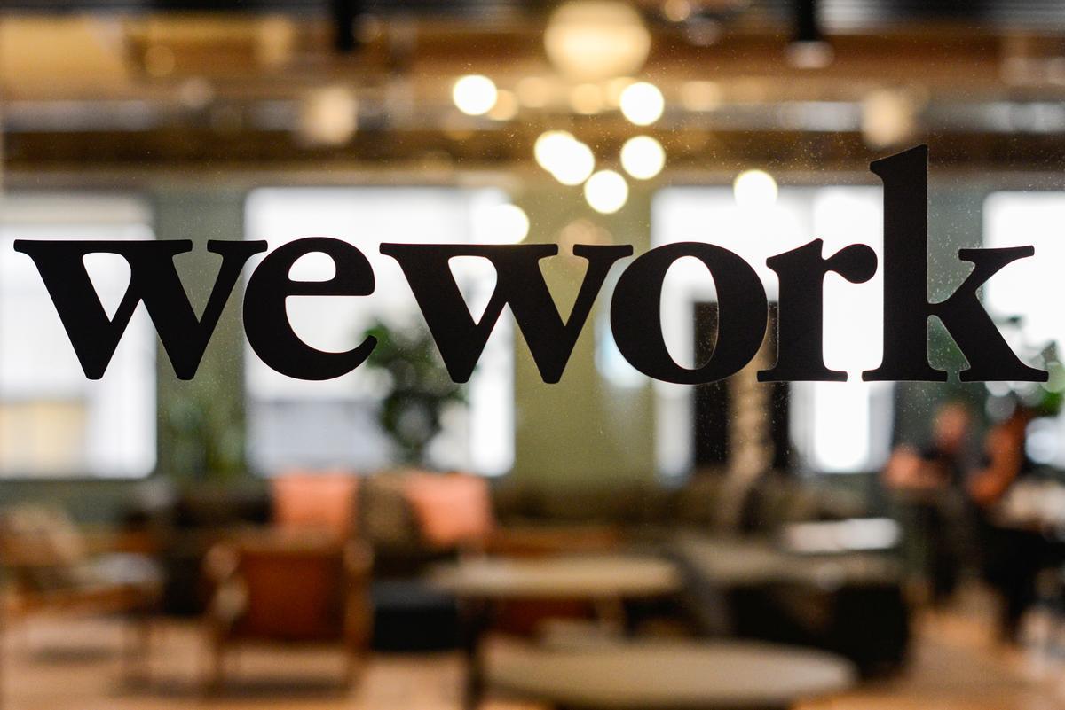 WeWork IPO misluk 'n kritieke sein vir markte: Morgan Stanley