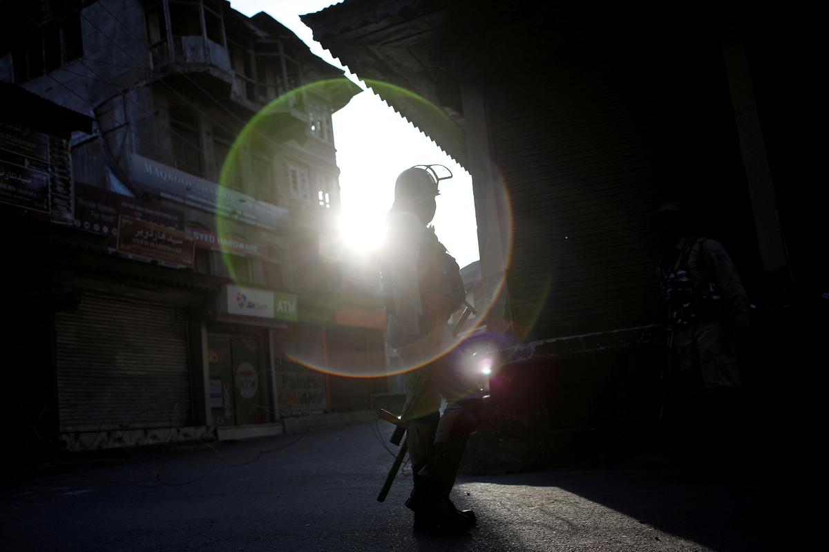 Negejarige onder bykans 150 kinders wat vlugtig in Indiese Kashmir gehou is: hofondersoek