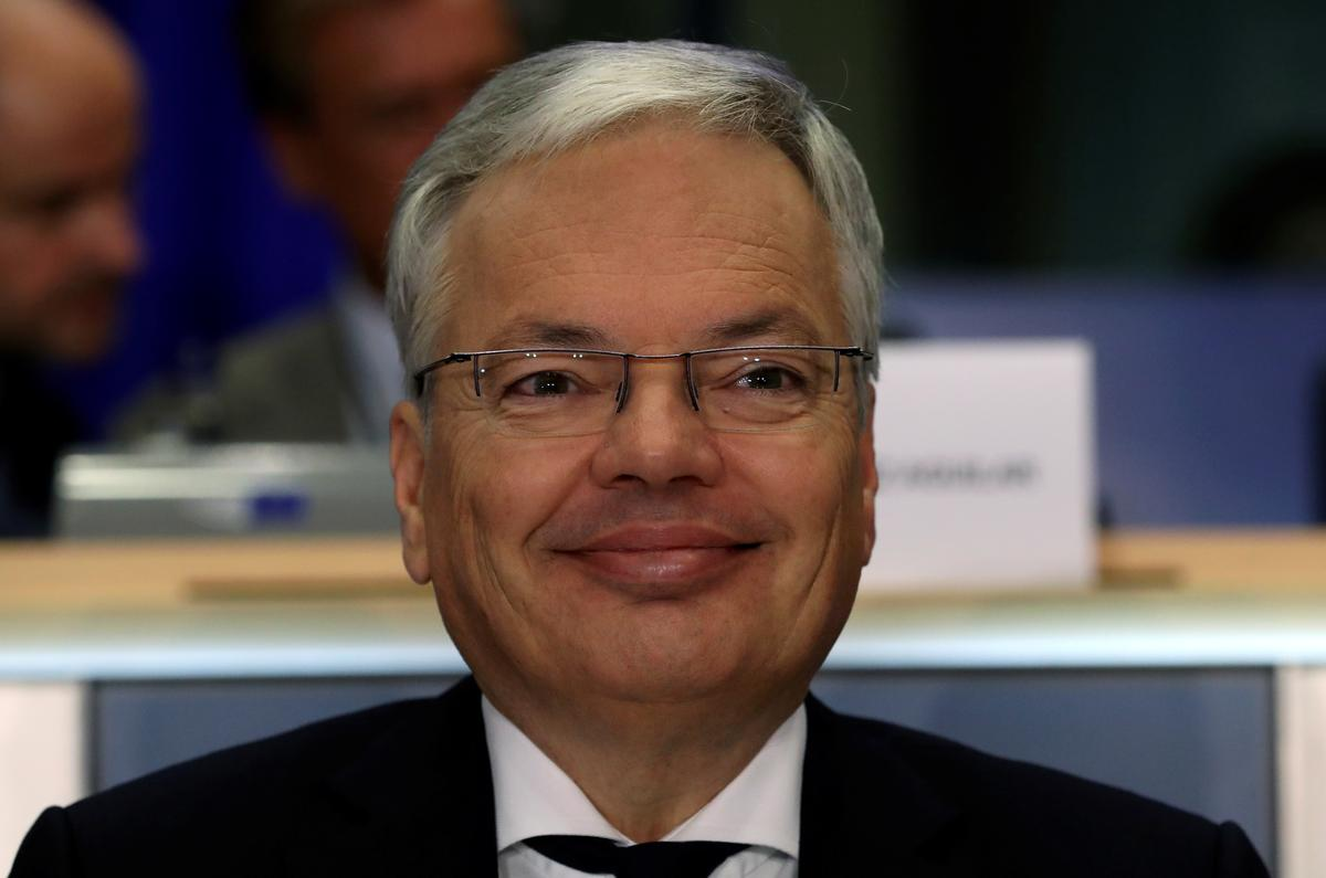België se EU-kandidaat ontken 'kwaadwillige' beskuldigings van ente