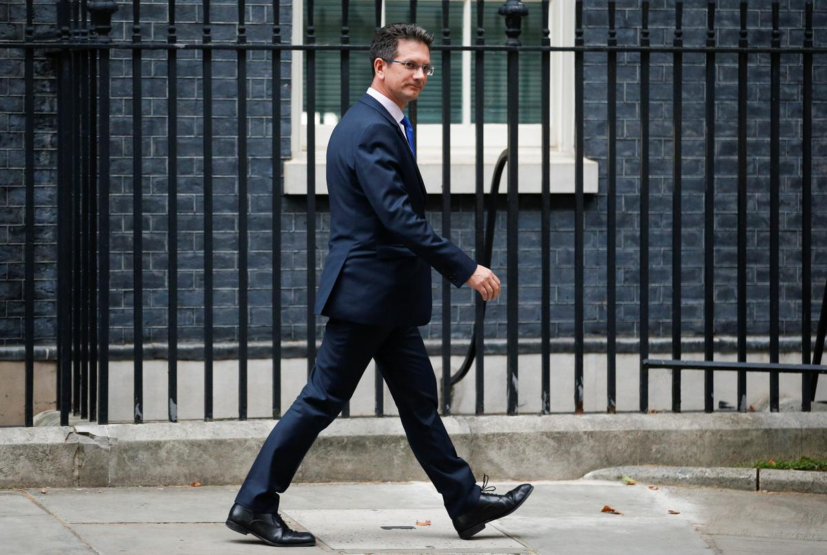 UK eurosceptic lawmaker welcomes Johnson's Brexit plan, still has some concerns