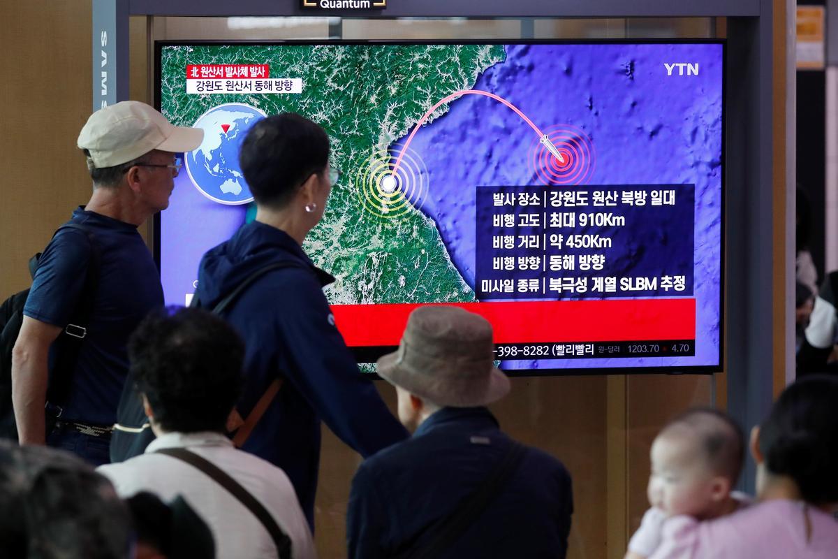 Verduideliker: Noord-Korea se vermeende duikbootmissiel 'stoot die koevert'