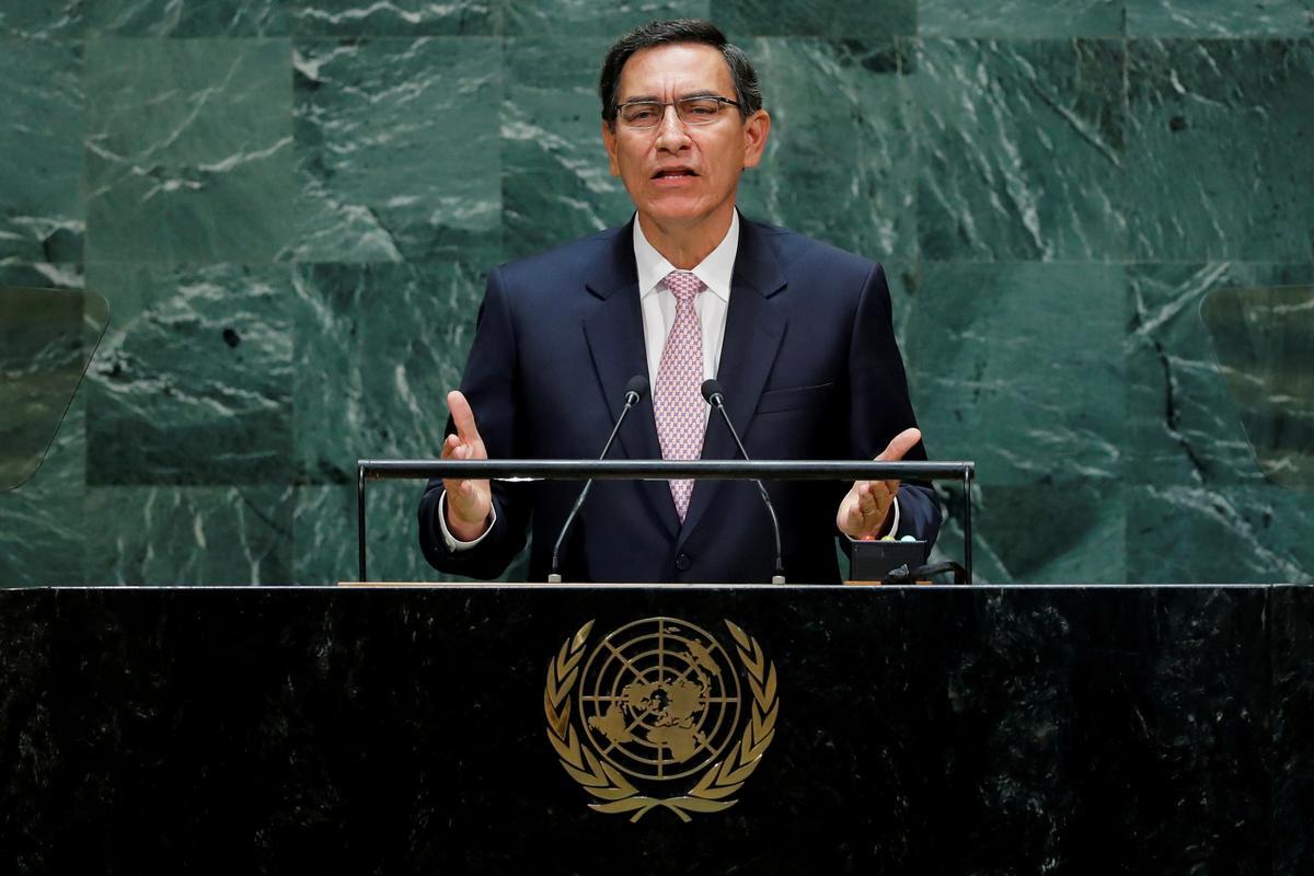Verduideliker: Rebellie in die Kongres - Hoe Peru die politieke krisis in die wiele gery het